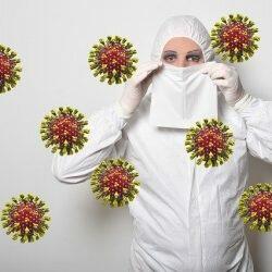 Распространение коронавируса
